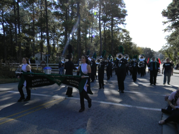 Multiple Bands In This Parade!