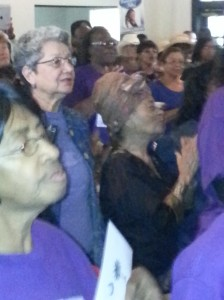 Penn Center & Candice Glover Supporters Mary Mack & Delores Nevilles, Among Others